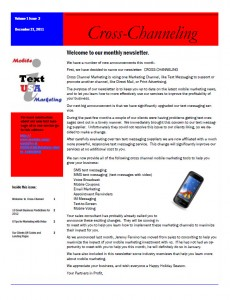 NewsletterDec2011